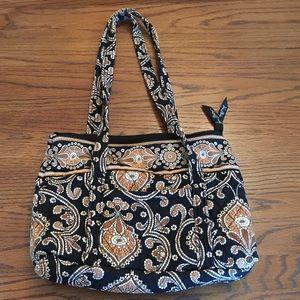 Women's Vera Bradley Caffe Latte Handbag